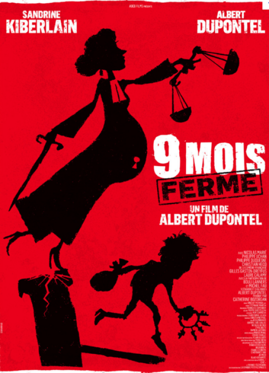 L'affiche du film d'Albert Dupontel (2013).