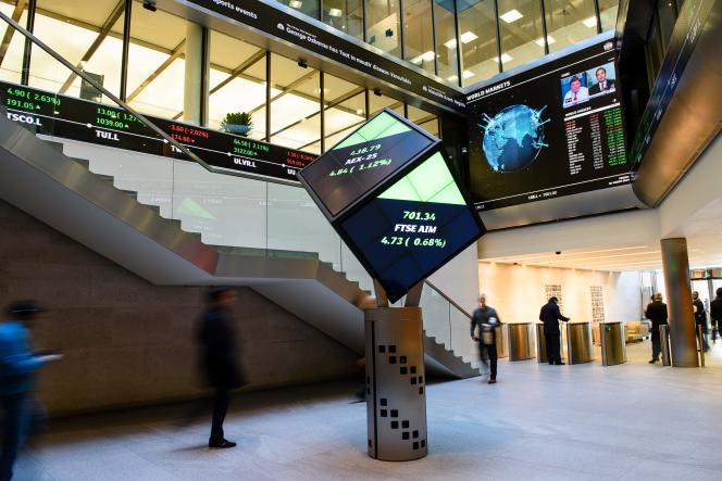 Fin 2015, The Gym a été introduit en Bourse (Photo: London Stock Exchange).