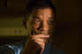 """Will Smith dans le film américain de Peter Landesman, """"Seul contre tous"""" (""""Concussion"""")."""