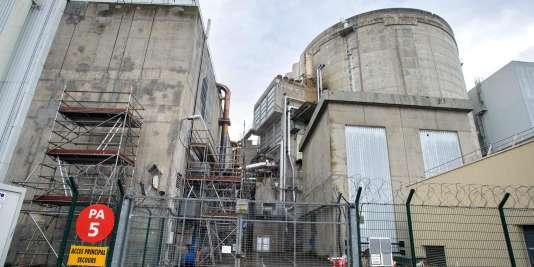 Un réacteur de la centrale nucléaire de Fessenheim, le 9 avril 2013.