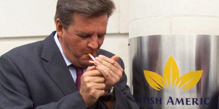 Le milliardaire sud-africain, Johann Rupert, à la tête de la compagnie financière Richemont.