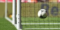 Goal-line technology testée lors d'un match entre l'Angleterre et la Belgique.