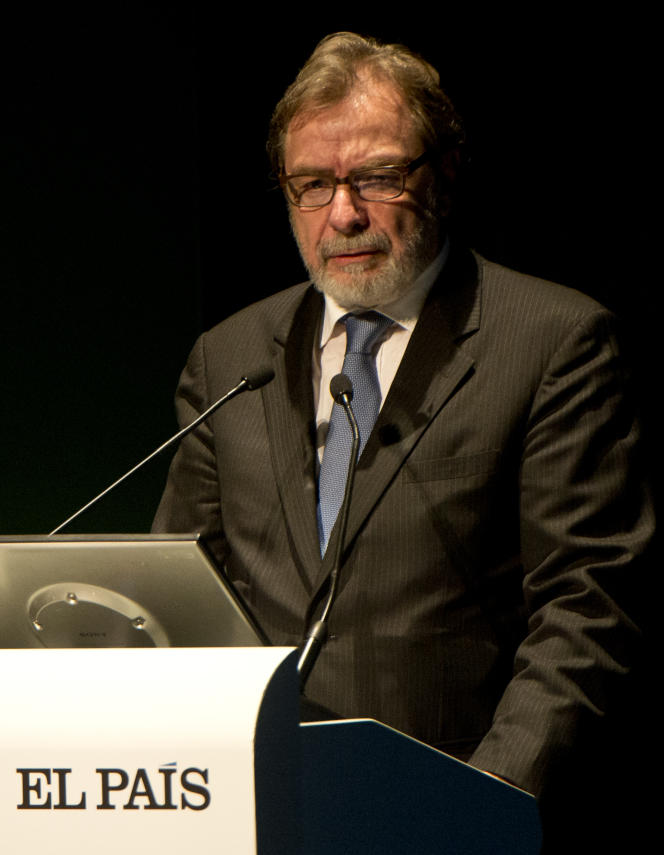 «Je n'ai pas, ni n'ai jamais eu, aucune entreprise ni compte dans aucun paradis fiscal», a déclaré en maiJuan Luis Cebrián, le président de Prisa.