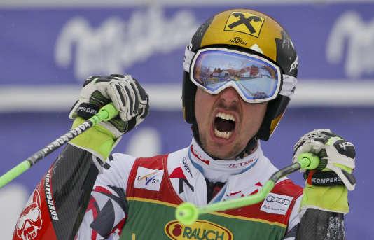 Marcel Hirscher le 5 mars.