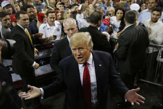 La direction du GOP est tétanisée face aux provocations de Donald Trump, mais n'est pas plus réjouie par la perspective d'une victoire de Ted Cruz.