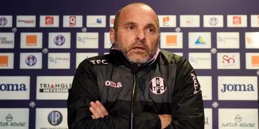 Pascal Dupraz le 2 mars à Toulouse.