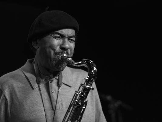 Le saxophoniste Benny Golson.