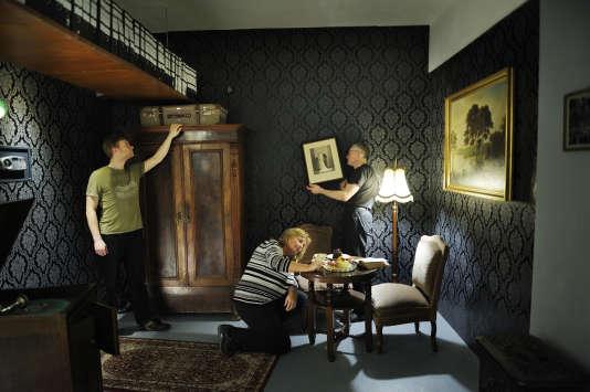 """""""The Room"""", un """"escape game"""" à Berlin."""