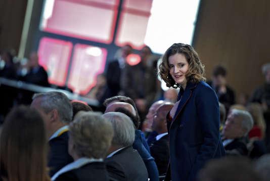 Nathalie Kosciusko-Morizet, au conseil national du parti Les Républicains, à Paris, le 13 février 2016.