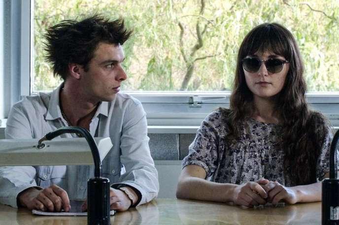 Kaou Langoët dans le film français de Pascale Breton,