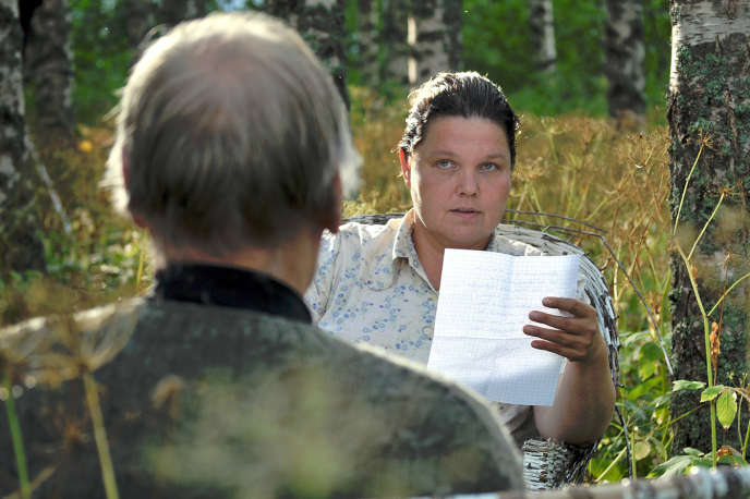 Kaarina Hazard dans le film finlandais de Klaus Härö,