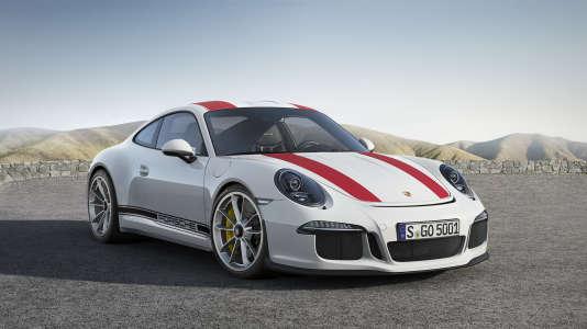 La nouvelle 911 R de Porsche.