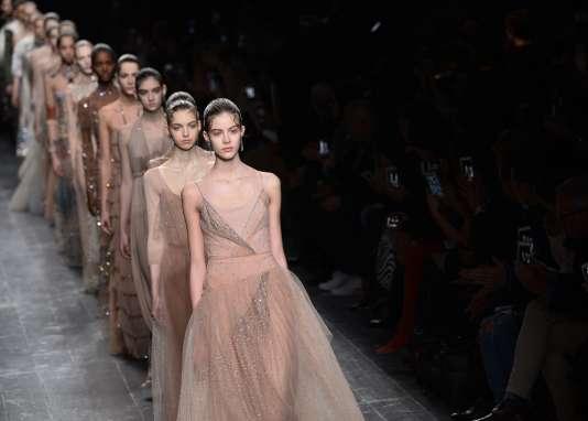 Valentino, une ligne inspirée par le ballet.