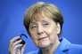 Angela Merkel à Berlin le 8 mars 2016.