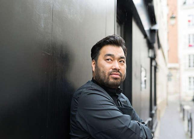 Koji Higaki, le chef japonais de L'Inconnu.