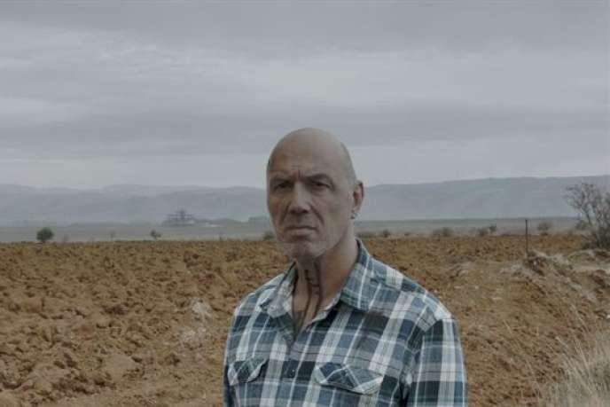 Carlos Chahine dans le film libanais de Ghassan Salhab,