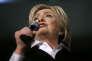 Hillary Clinton à Detroit, le 7 mars 2016.