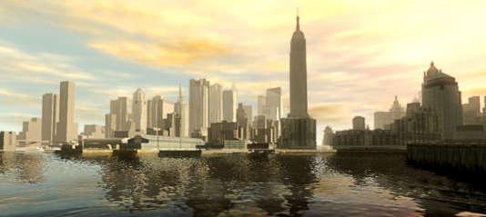 """""""GTA IV"""" reste l'exemple le plus poussé de reconstitution de New York - version pré-apocalyptique."""