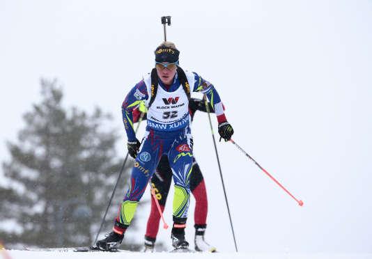Marie Dorin-Harbert a remporté sa deuxième médaille lors des championnats du monde d'Oslo.