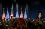 Conférence de Donald Trump à South Point Arena, Las Vegas, le 22 février 2016.