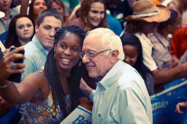 A 74 ans, Bernie Sanders, sénateur du Vermont, décide de se lancer dans la course à l'investiture démocrate (ici, à Kenner, en Louisiane, le 26 juillet 2015).