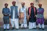 L'ensemble musical et vocal Divana. Leurs textes trouvent leur origine dans des chants de louanges pour les Maharadjas du XVe siècle.