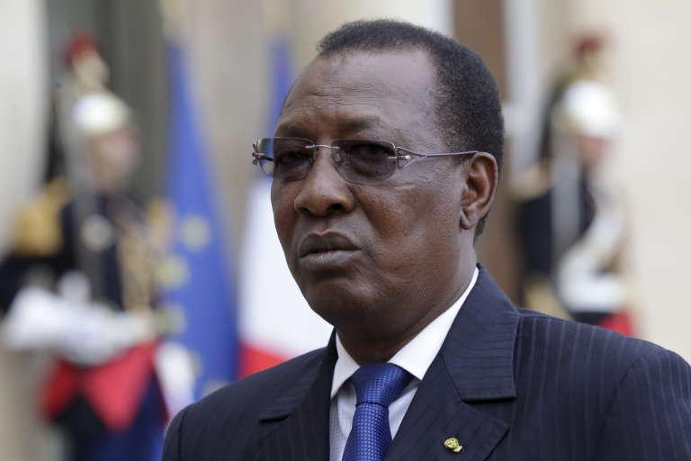 Le président tchadien Idriss Deby, en mai 2015.