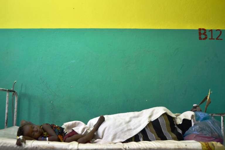 A l'hôpital de Dubti, des familles sont venues à temps chercher du secours pour lutter contre la malnutrition que la sécheresse provoque, faute de denrées.