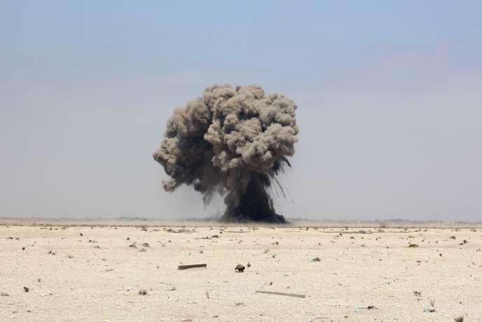 La guerre au Yémen a favorisé l'expansion des mouvements djihadistes comme Al-Qaida et l'organisation Etat islamique.