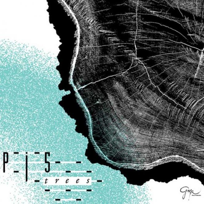 Pochette de l'album «Trees», de Pj5.
