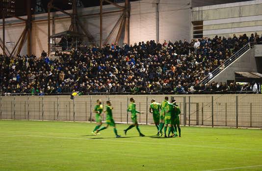 Le GS Consolat s'est imposé 2-0 face à Châteauroux, vendredi 4 mars.