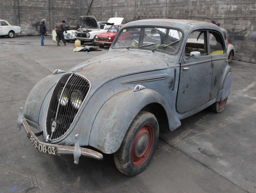Peugeot 202 BH, 1949.