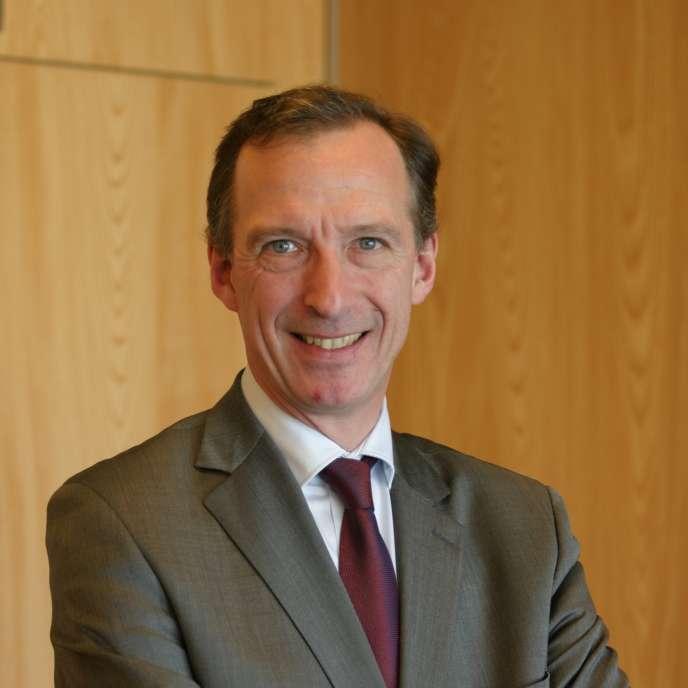 Jean-Luc Bérard, directeur des ressources humaines chez Safran