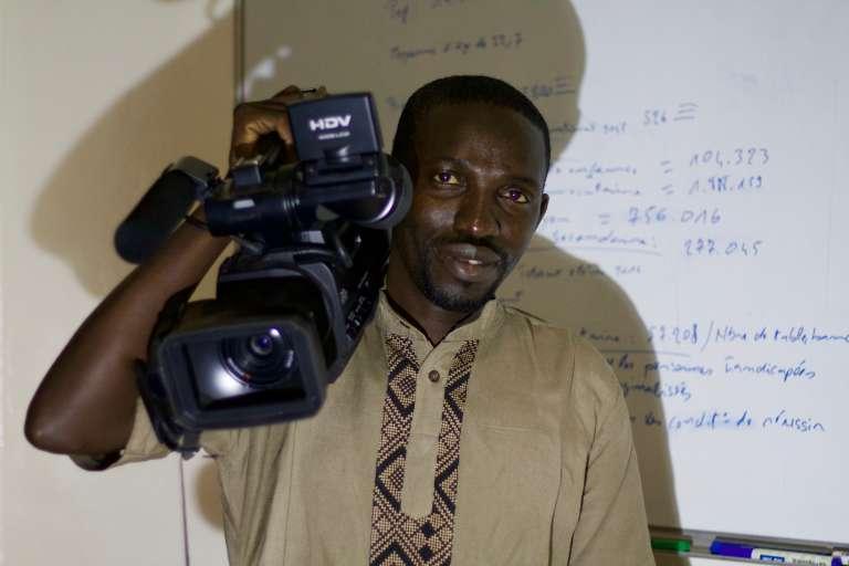 Chérif Ndiaye, fondateur d'Ecoles au Sénégal.