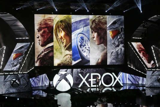 Xbox, la marque jeu vidéo de Microsoft, a officiellement un discours égalitariste vis-à-vis des femmes dans le jeu vidéo.