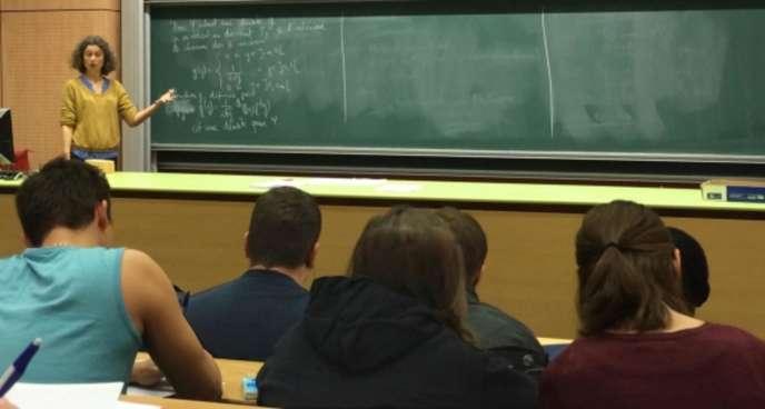Le CUPGE de l'université de Lorraine // © ULorraine