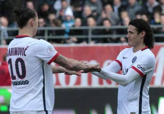 Le club de la capitale a remporté, dimanche, dès la 30e journée de Ligue 1, son quatrième titre de champion de France consécutif.