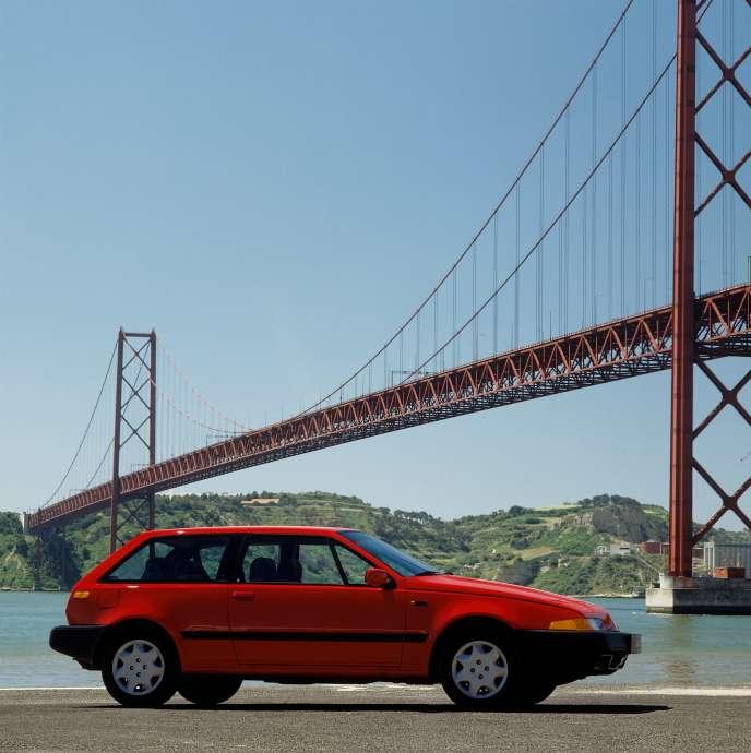 Lancée en 1986, la Volvo 480 s'est vendue à moins de 80 000 exemplaires.