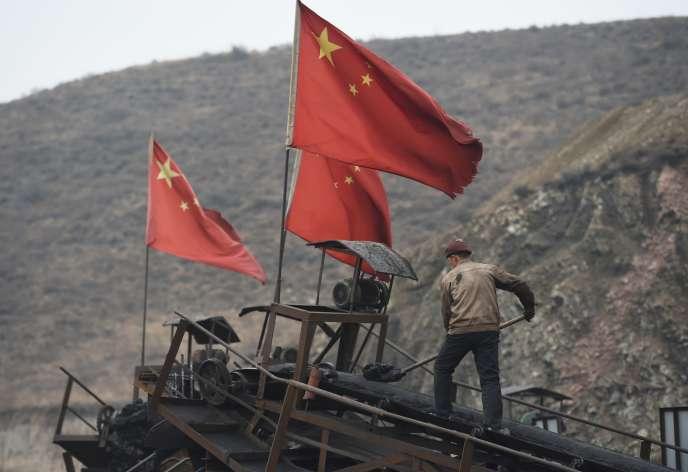 Pékin prévoit la suppression d'1,3million d'emplois dans le secteur du charbon