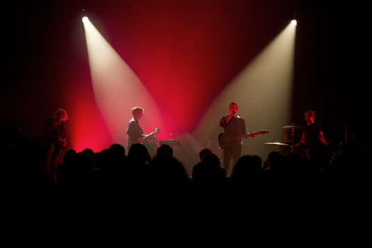 Concert de Grand Blanc à La Bam de Metz.