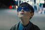 "Jaeden Lieberher dans le film américain de Jeff Nichols, ""Midnight Special""."