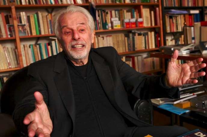 Alejandro Jodorowsky dans le documentaire américain et français de Frank Pavich,