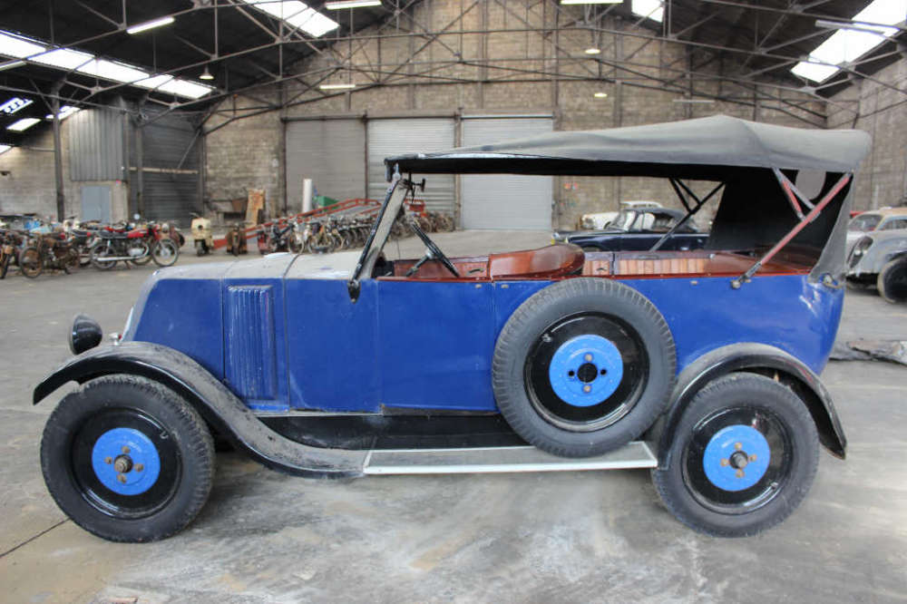 Renault Torpedo, 1927.