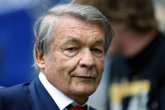 Serge Kampf, en 2004 à Saint-Denis.
