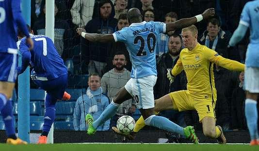 Après deux échecs successifs en huitièmes de finale, Manchester City franchit a franchi son plafond de verre en battant le Dynamo Kiev.