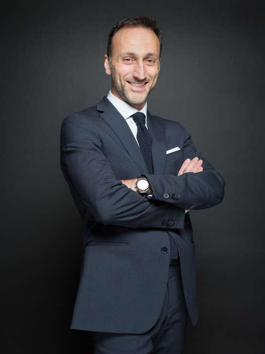 Andrea Masini, directeur délégué en charge du MBA de l'Ecole des hautes études commerciales de Paris (HEC) Paris.