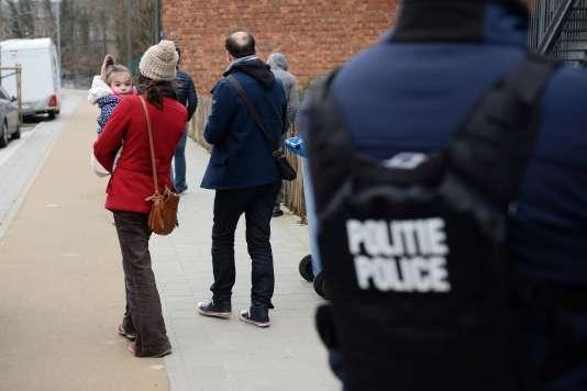 Mardi, une fusillade a éclaté à Forest − l'une des 19 municipalités de la ville-région de Bruxelles − en marge d'une perquisition de routine.