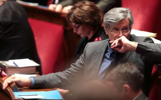 Le ministre de l'agriculture, Stéphane Le Foll, le 2 mars 2016.
