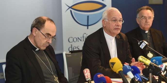 «La pédophilie, dans tous les cas, c'est un péché objectivement grave», a déclaré l'évêque de Pontoise, Mgr Stanislas Lalanne.