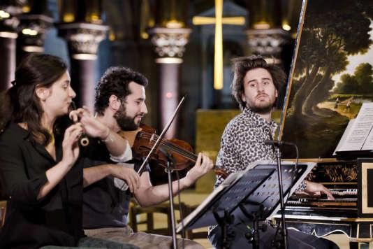 Jean Rondeau au Festival Paris Mezzo en 2015.